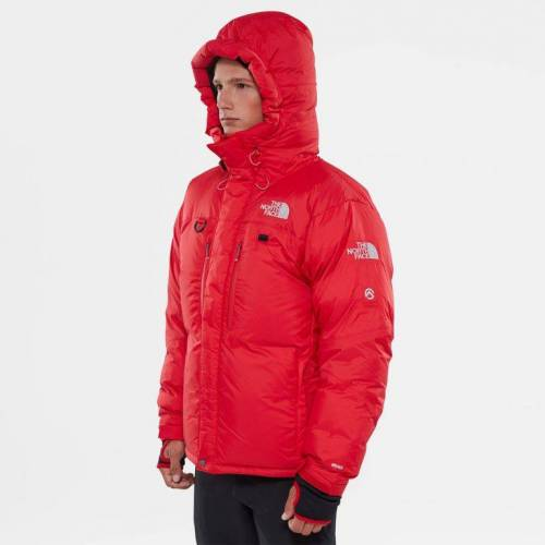 The North Face Summit Series Himalayan Parka Tnf Red/tnf
