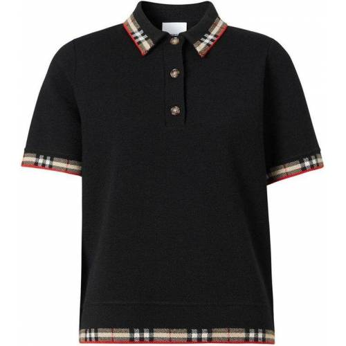 Burberry WOLLE POLOSHIRT