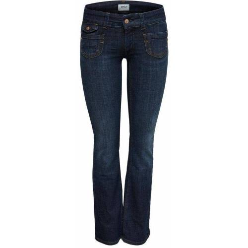 ONLY Onlebba Low Bootcut-jeans