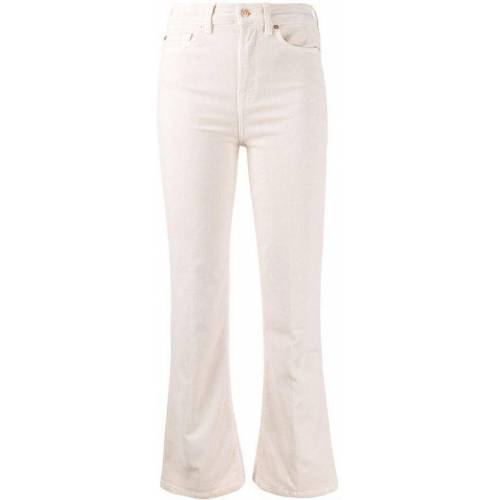 7 For All Mankind Bootcut-Cordhose