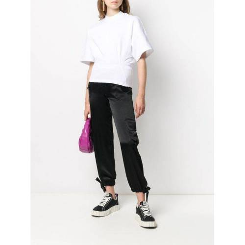 T By Alexander Wang Tailliertes T-Shirt