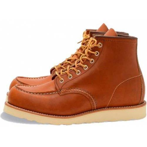 Red Wing Klassisches Moc Style No 875 Oro Legacy Leder