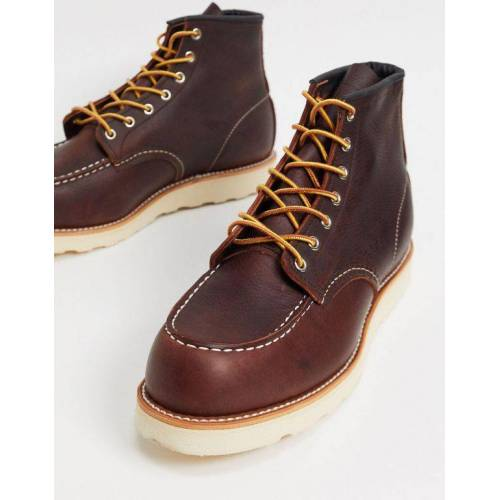 Red Wing – Classic 6 Inch – Mokassin-Stiefel aus Leder