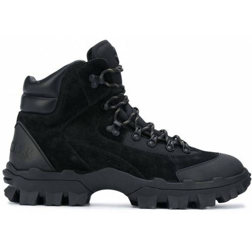 Moncler Hiking-Boots mit dicker Sohle