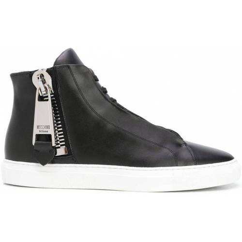Moschino Klobige High-Top-Sneakers