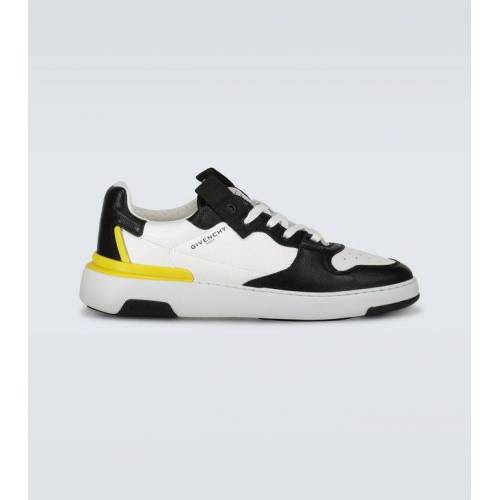 Givenchy Sneakers Wing aus Leder