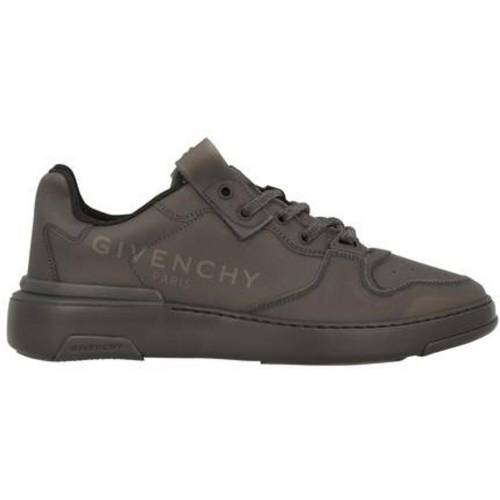 Givenchy Low Sneakers mit Logo