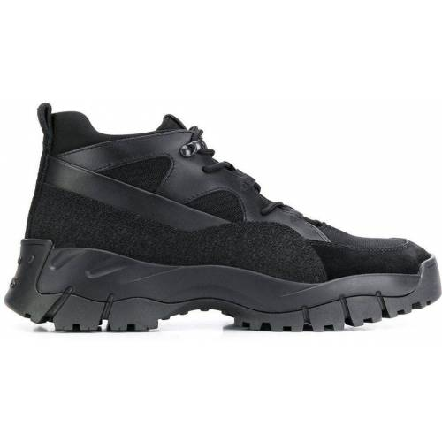 Tod's High-Top-Sneakers im Hiking-Stil
