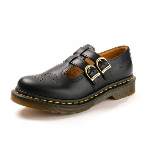 Dr. Martens Core 8065 Mary Jane Womens Shoe - Black - Dr. Martens Slip-ons