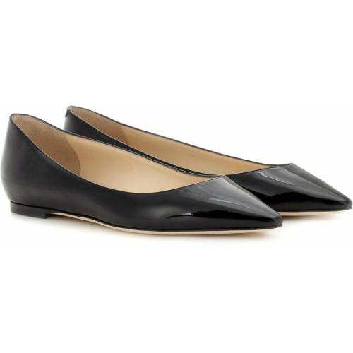Jimmy Choo Ballerinas Romy aus Lackleder