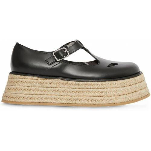 Burberry Espadrilles im Mary-Jane-Stil