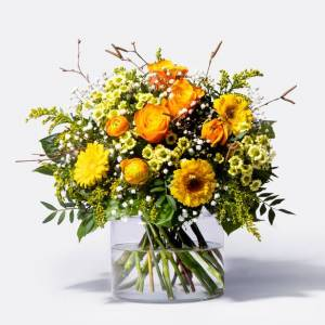 Blume2000.de Blumenstrauß Sunshine