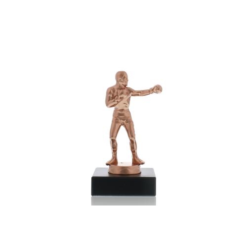Helm Trophy Metallfigur Boxer 12,5cm