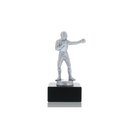 Helm Trophy Metallfigur Boxer 13,5cm