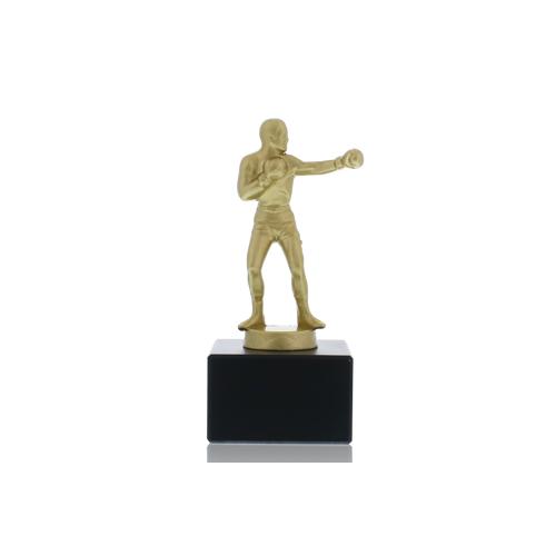 Helm Trophy Metallfigur Boxer 14,5cm
