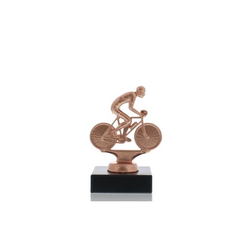 Helm Trophy Metallfigur Rennradfahren 11,0cm