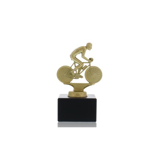 Helm Trophy Metallfigur Rennradfahren 13,0cm