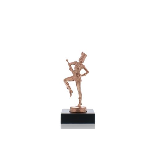Helm Trophy Metallfigur Tanzmariechen 13,5cm