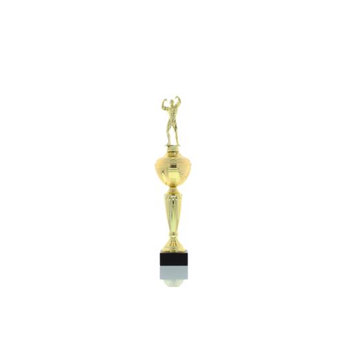 Helm Trophy Pokal Camilla - Bodybuilder 40,0cm