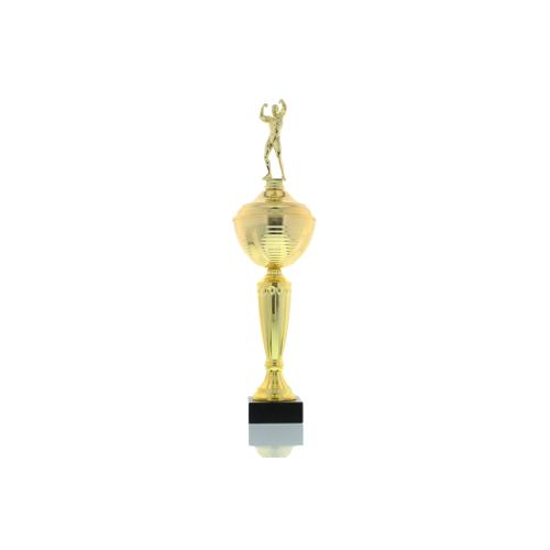 Helm Trophy Pokal Camilla - Bodybuilder 47,0cm