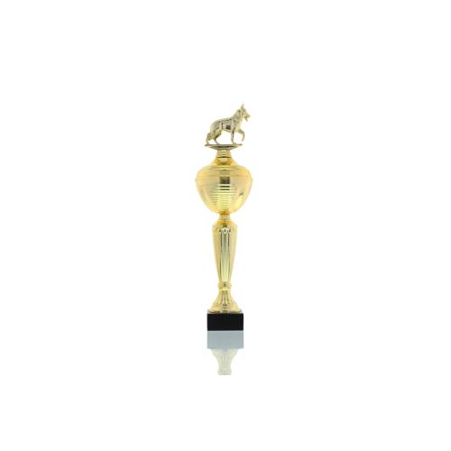 Helm Trophy Pokal Camilla - Hunde Schäferhund 39,0cm