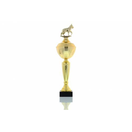 Helm Trophy Pokal Camilla - Hunde Schäferhund 43,0cm