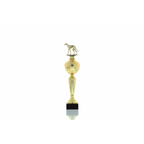 Helm Trophy Pokal Camilla - Hunde Windhund 35,0cm