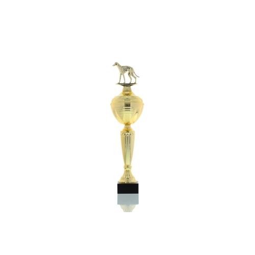 Helm Trophy Pokal Camilla - Hunde Windhund 39,0cm