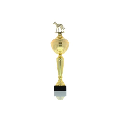 Helm Trophy Pokal Camilla - Hunde Windhund 43,0cm