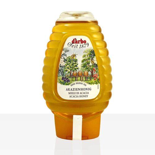 darbo Akazienhonig Honigspender Flasche 6 x 500g
