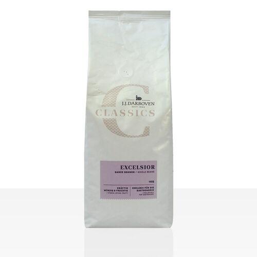 Darboven Excelsior - 6 x 1kg Kaffee ganze Bohne