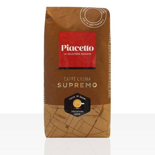 Tchibo Piacetto Supremo Caffe Crema - 6 x 1kg ganze Kaffee-Bohne