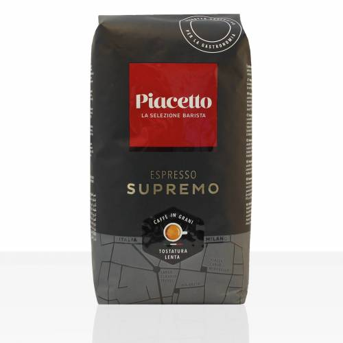 Tchibo Piacetto Supremo Espresso - 1kg ganze Kaffee-Bohne