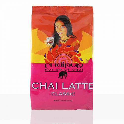 Darboven Chaipur Chai Latte Classic 12 x 500g Instant Tee