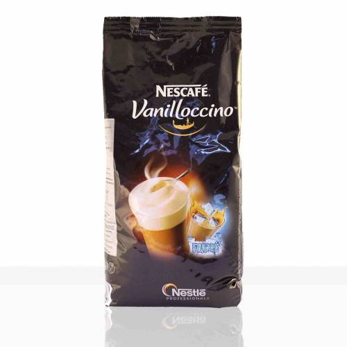 Nestlé Nestle Nescafe Frappe Vanilloccino - 1kg Vanillepulver Instantpulver Milchshake