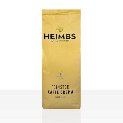 Heimbs Kaffee Heimbs feinster Caffe Crema - 12 x 500g Kaffee ganze Bohne
