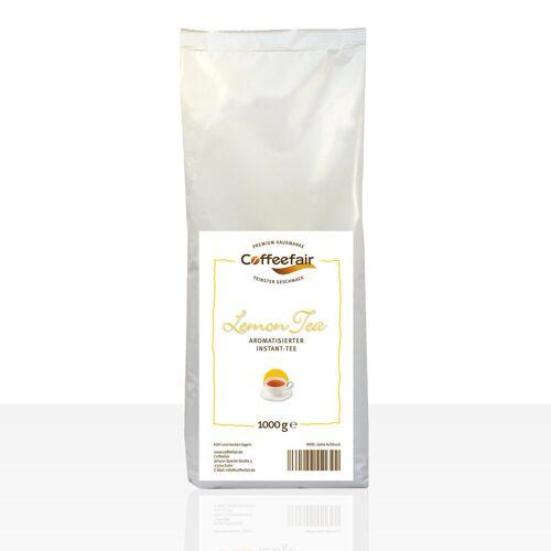 Coffeefair Lemon-Tea 1kg Instant-Zitronentee, Tee-Pulver