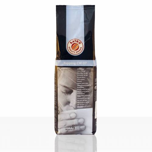Satro Topping CW 07 Kaffeeweisser - 1kg