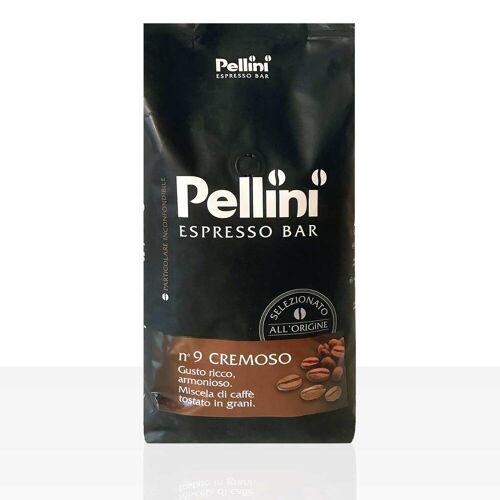 PELLINI CAFFÈ S.p.A.SEDE LEGALE E AMM Pellini Espresso Bar N° 9 Cremoso 6 x 1kg Kaffee ganze Bohne