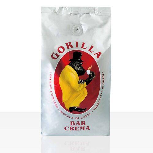 Joerges Gorilla Espresso Bar Crema 12 x 1kg Kaffee ganze Bohne
