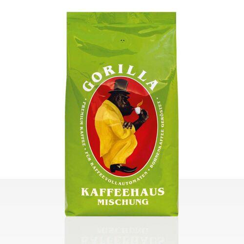 Joerges Gorilla Kaffeehaus 1kg Kaffee ganze Bohne