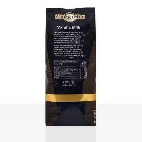 Caprimo Vanillemilch 10 x 750g Vanilla Milk