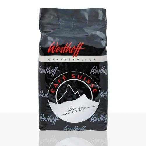 Westhoff Cafe Suisse Classic - 8 x 1kg ganze Kaffee-Bohne