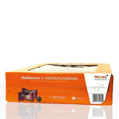 Hellma Waldbeeren in Vollmilchschokolade ca. 380 Stk