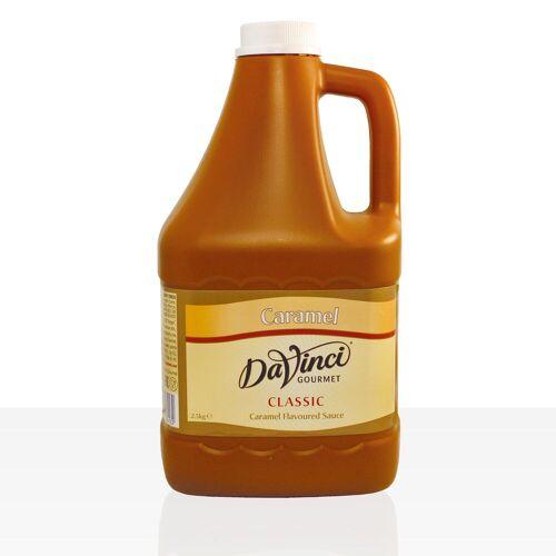 Da Vinci Gourmet Flavour Sauce Caramel 2,5kg Karamell-Soße