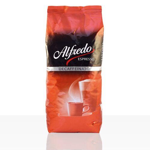 Darboven Alfredo Espresso Decaffeinato 6 x 1kg Kaffee-Bohne entkoffeiniert, koffeinfrei