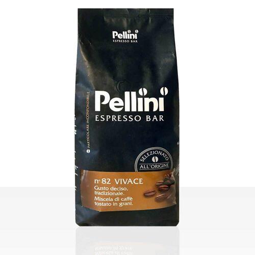 PELLINI CAFFÈ S.p.A.SEDE LEGALE E AMM Pellini Espresso Bar N° 82 Vivace 1kg Kaffee ganze Bohne