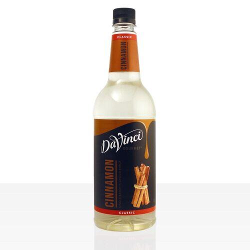 Da Vinci Gourmet Flavour Sirup Zimt Cinnamon 6 x 1000ml Kaffeesirup