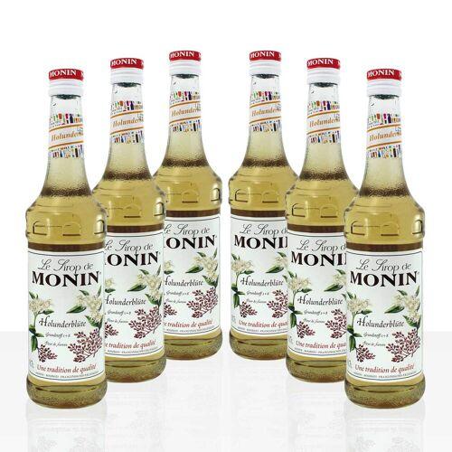 Monin Sirup Holunderblüte 6 x 0,7l