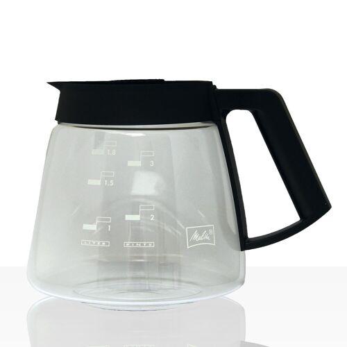 Melitta Glaskanne 1,8l Kaffee-Kanne aus Glas für zb M 170 M, XT180